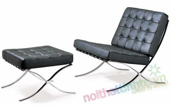 Ghế bành Barcelona Chair 11