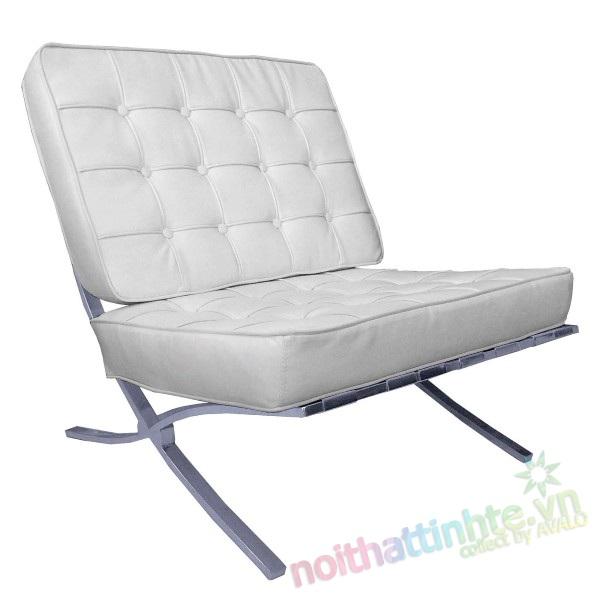Ghế bành Barcelona Chair 13