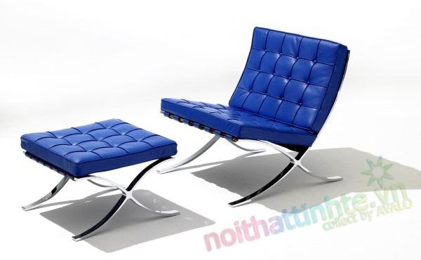 Ghế bành Barcelona Chair 03