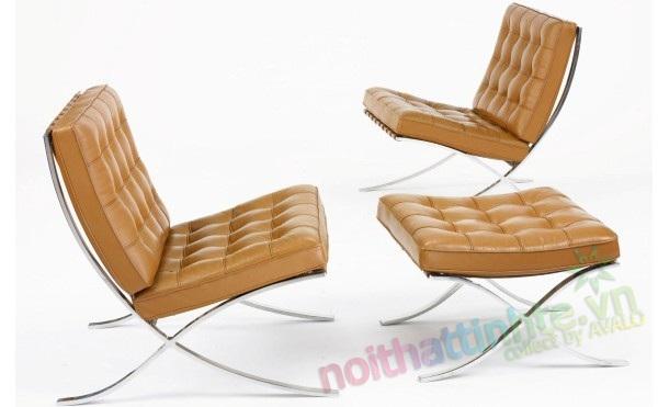 Ghế bành Barcelona Chair 04