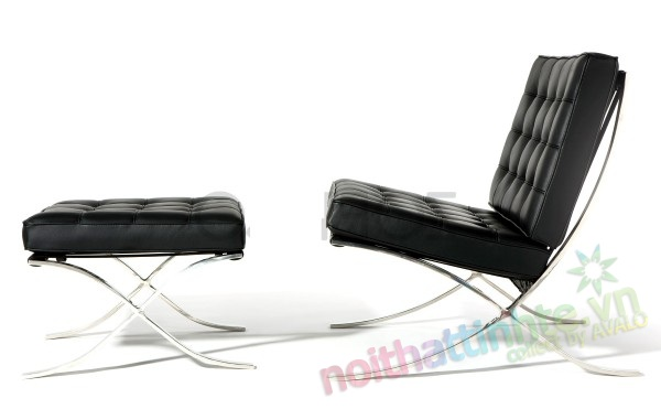 Ghế bành Barcelona Chair 06