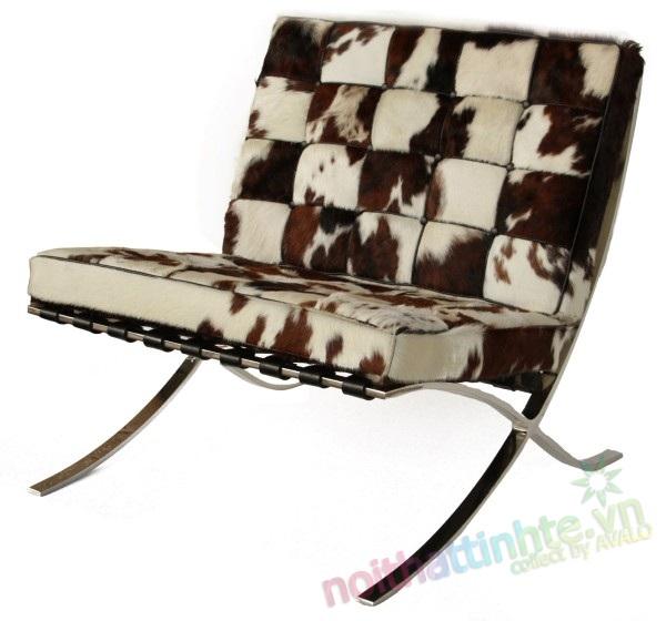 Ghế bành Barcelona Chair 09