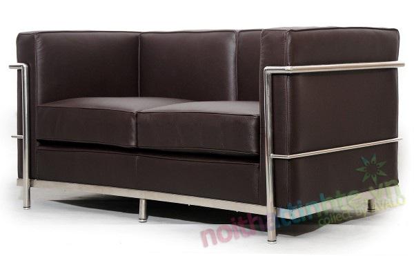 Ghế Sofa Le Corbusier Petit đôi 02