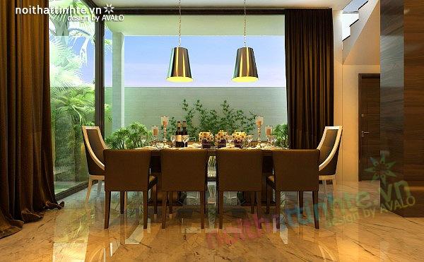 Thiết kế nhà bếp đẹp phong cách Đức