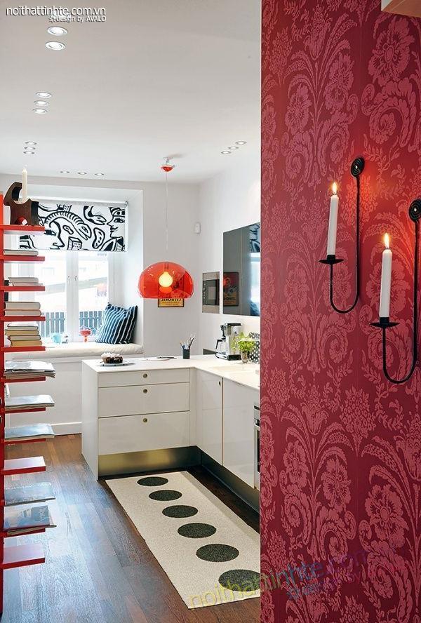 Thiết kế nội thất tinh tế căn hộ 2 phong 50m2-04