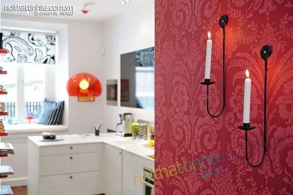 Thiết kế nội thất tinh tế căn hộ 2 phong 50m2-05