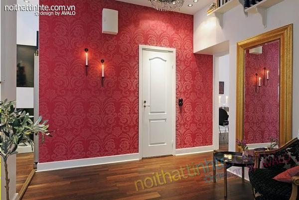 Thiết kế nội thất tinh tế căn hộ 2 phong 50m2-19