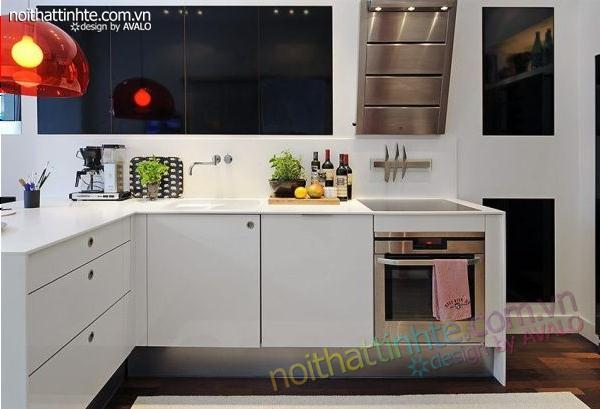 Thiết kế nội thất tinh tế căn hộ 2 phong 50m2-21