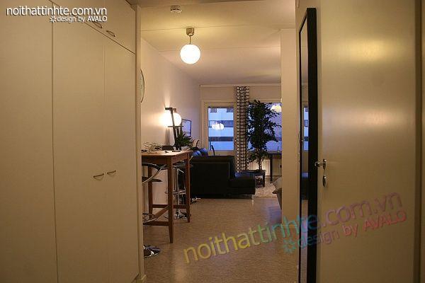 Thiết kế nội thất tinh tế Avalo- Căn hộ 42m2-Tiện nghi và ấm-06