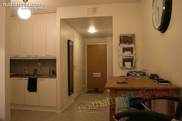 Thiết kế nội thất tinh tế Avalo- Căn hộ 42m2-Tiện nghi và ấm áp-07