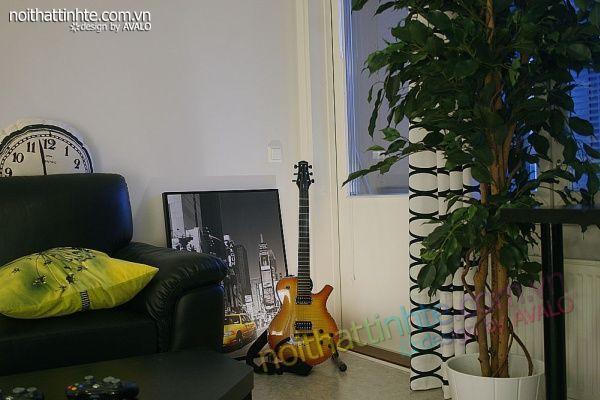 Thiết kế nội thất tinh tế Avalo- Căn hộ 42m2-Tiện nghi và ấm áp-10