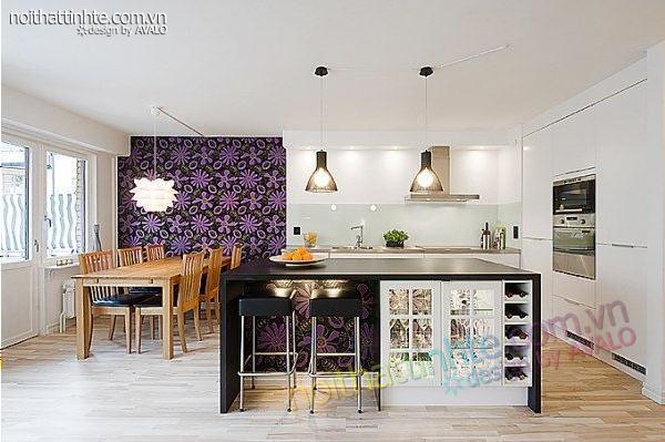 thiết kế nội thất chung cư trẻ trung tinh tế 03