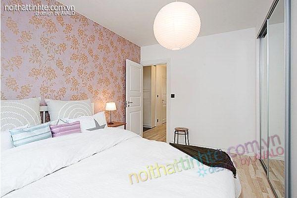 thiết kế nội thất chung cư trẻ trung tinh tế 05