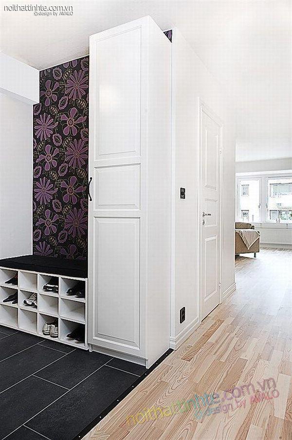thiết kế nội thất chung cư trẻ trung tinh tế 06