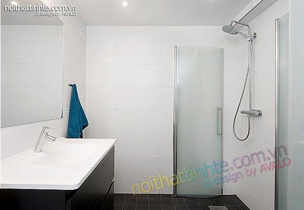 thiết kế nội thất chung cư trẻ trung tinh tế 10