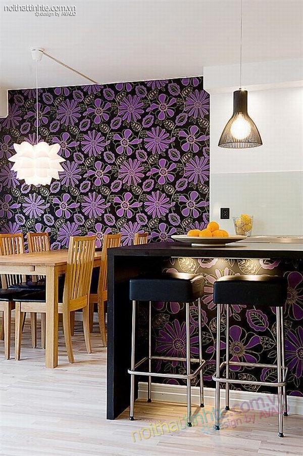 thiết kế nội thất chung cư trẻ trung tinh tế 11