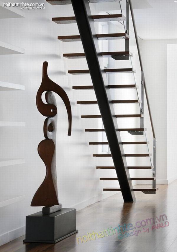 thiết kế nội thất chung cư phức hợp ở Manhattan 02