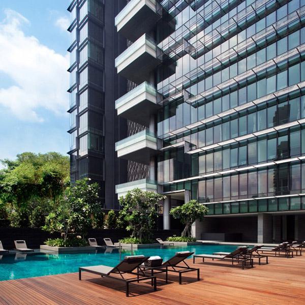nội thất căn hộ Hermes Singapore 02