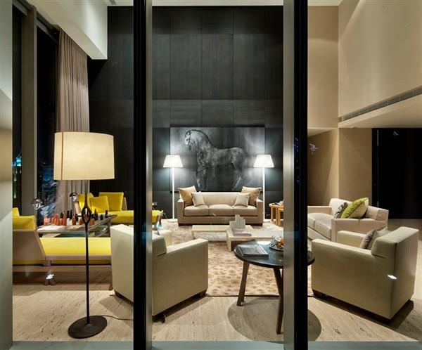 nội thất căn hộ Hermes Singapore 07