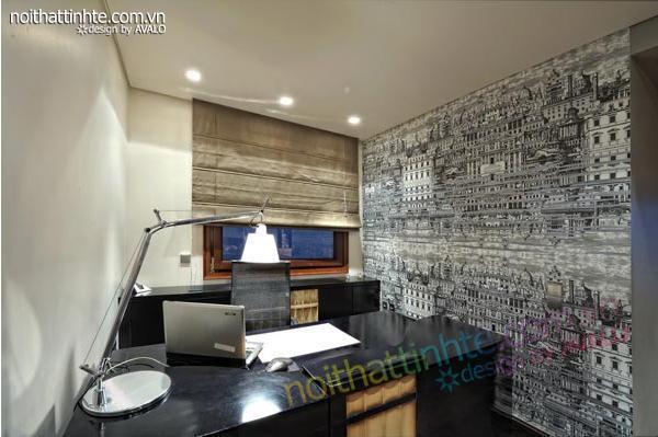 thiết kế nội thất phong cách hiện đại-chung cư Heraklion Greek 02