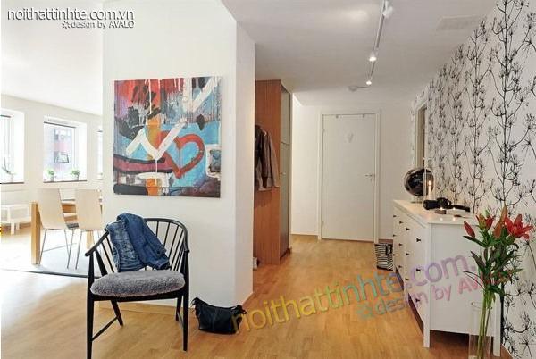 tính thẩm mỹ và công năng trong một thiết kế nội thất đương đại đẹp 03
