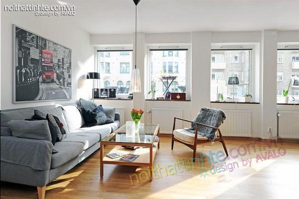 Tính thẩm mỹ và công năng trong một thiết kế nội thất đương đại đẹp 15