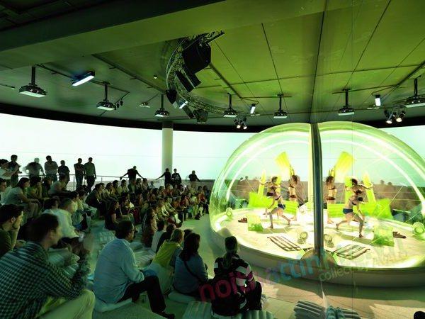 Thiet ke noi that gian hang Expo Zaragoza 2008 Austrian 10
