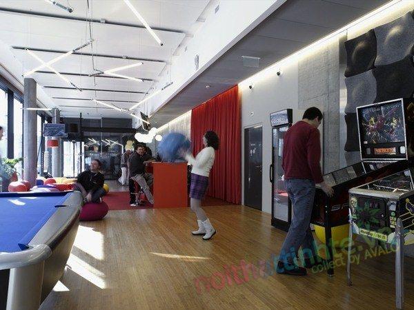 Văn phòng làm việc của Google EMEA 04