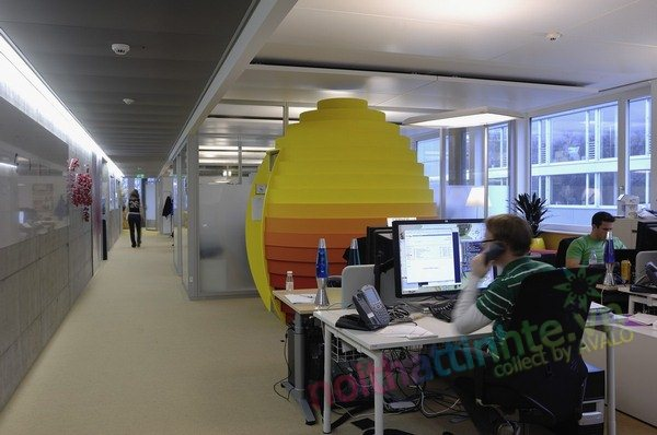 Văn phòng làm việc của Google EMEA 05