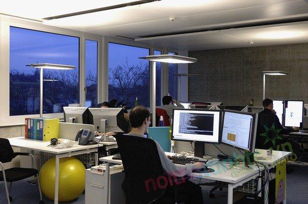 Văn phòng làm việc của Google EMEA 06