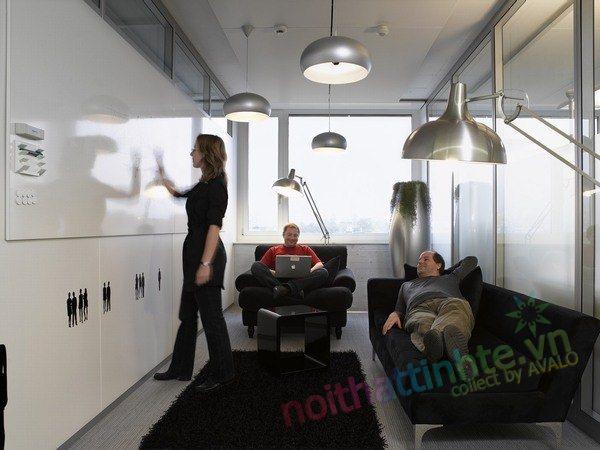 Văn phòng làm việc của Google EMEA 07