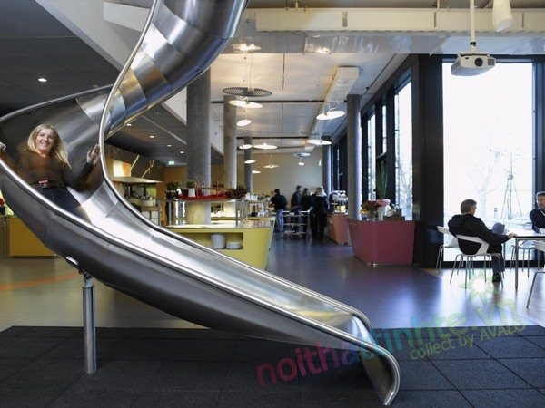 Văn phòng làm việc của Google EMEA 08