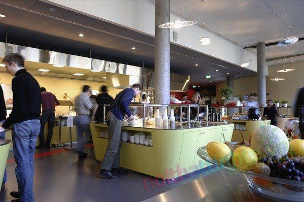 Văn phòng làm việc của Google EMEA 09