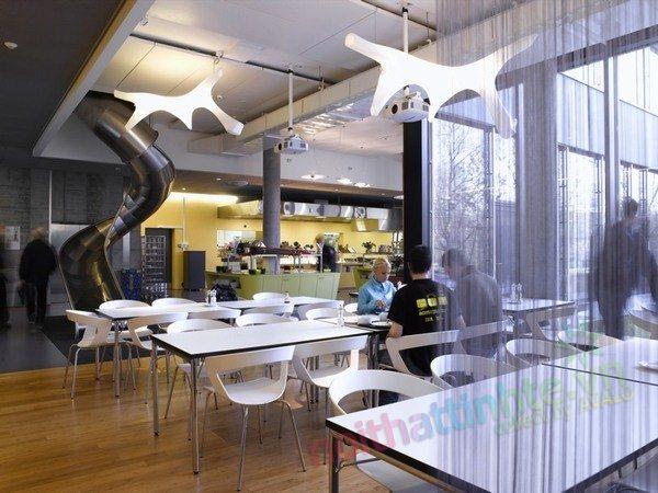Văn phòng làm việc của Google EMEA 11