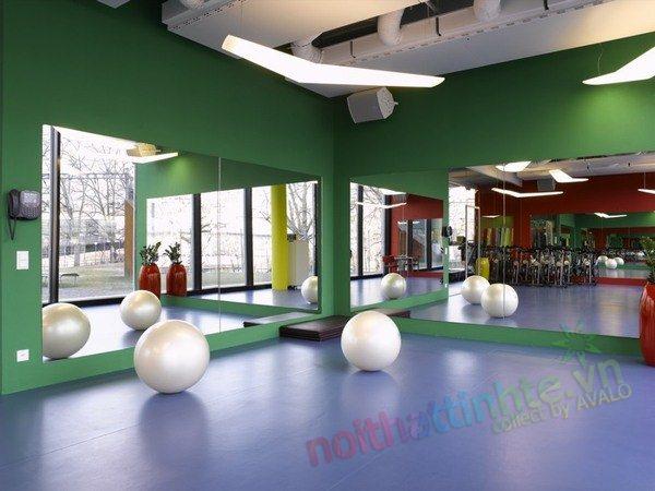 Văn phòng làm việc của Google EMEA 14