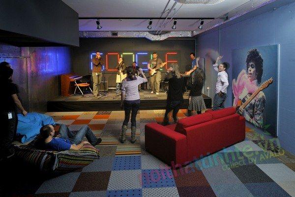Văn phòng làm việc của Google EMEA 17