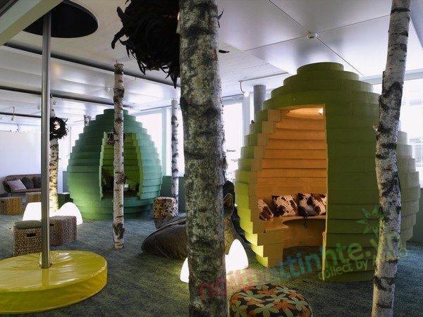 Văn phòng làm việc của Google EMEA 28