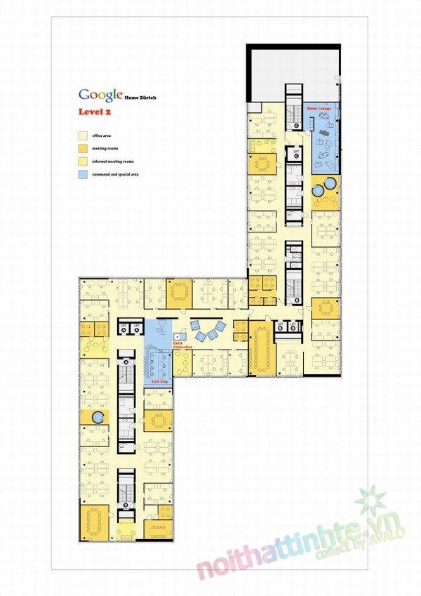 Văn phòng làm việc của Google EMEA 32