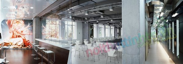 Thiết kế học viện L'oreal Kiev 05