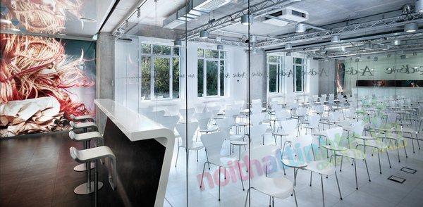 Thiết kế học viện L'oreal Kiev 10