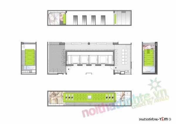 Thiết kế học viện L'oreal Kiev 13