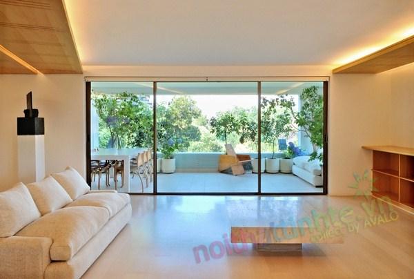 Thiết kế cải tạo chung cư sang trọng A.Vespucio 02