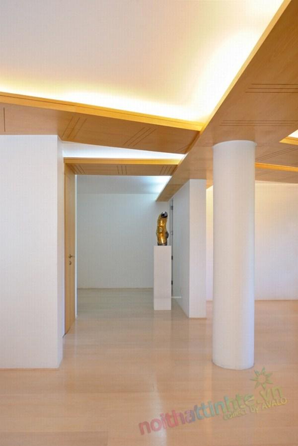 Thiết kế cải tạo chung cư sang trọng A.Vespucio 04