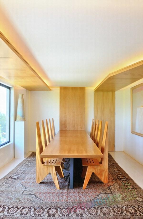 Thiết kế cải tạo chung cư sang trọng A.Vespucio 05