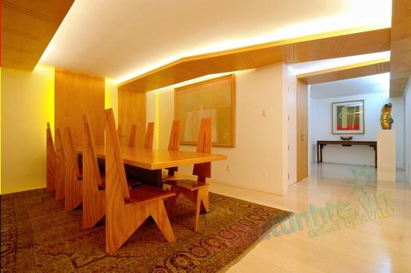 Thiết kế cải tạo chung cư sang trọng A.Vespucio 07