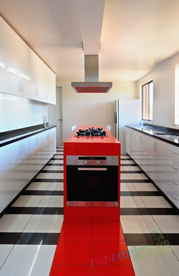 Thiết kế cải tạo chung cư sang trọng A.Vespucio 10