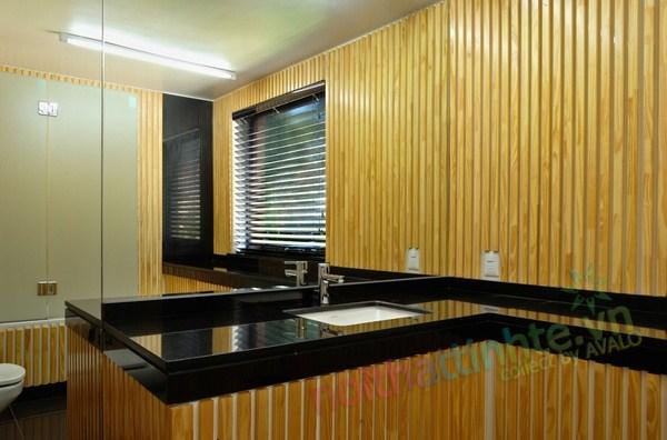 Thiết kế cải tạo chung cư sang trọng A.Vespucio 12