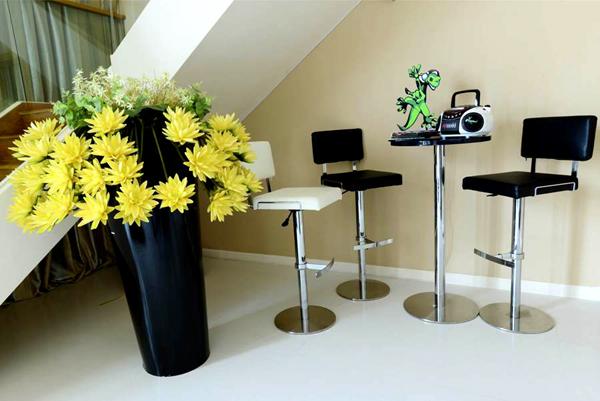 Khong gian dep nha chung vietnam's nextop model 2012 06