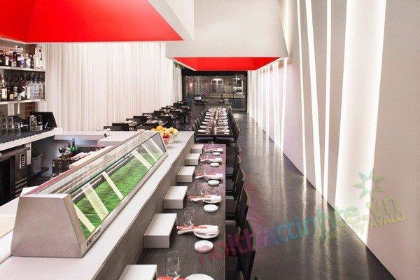 Thiet ke noi that nha hang Yojisan Sushi 15