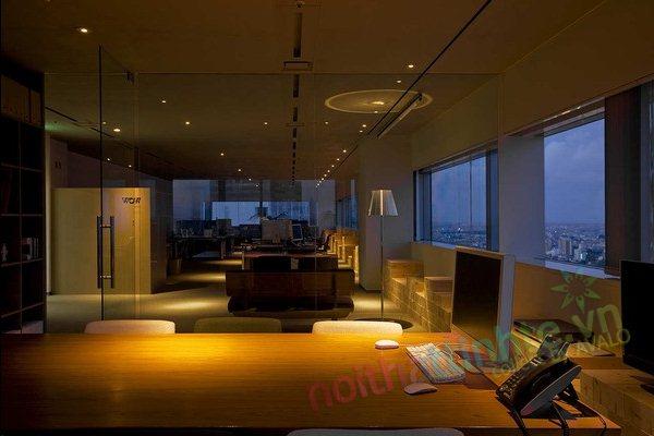 Thiết kế văn phòng WOW Sendai 11